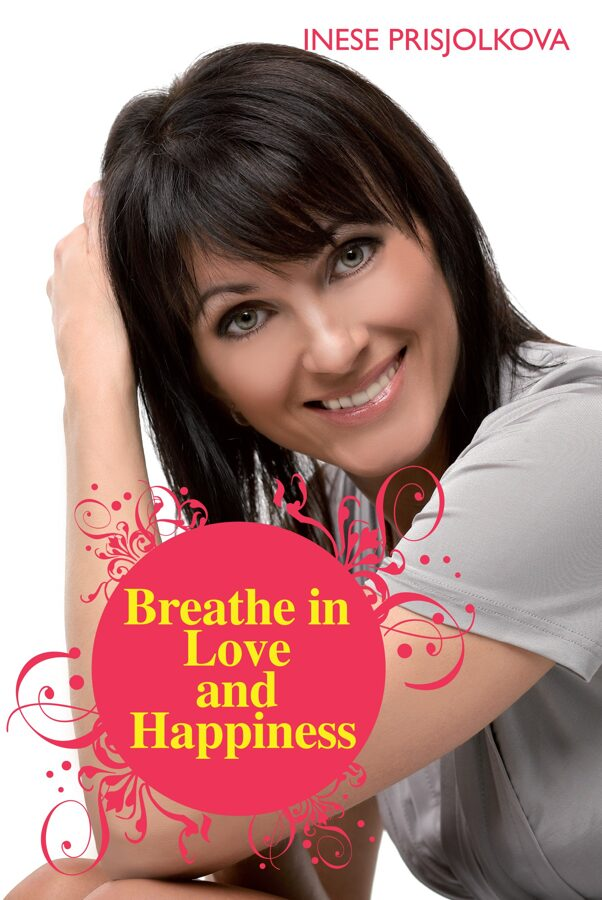 """Book """"Breathe in Love and Happiness"""" (in English)"""
